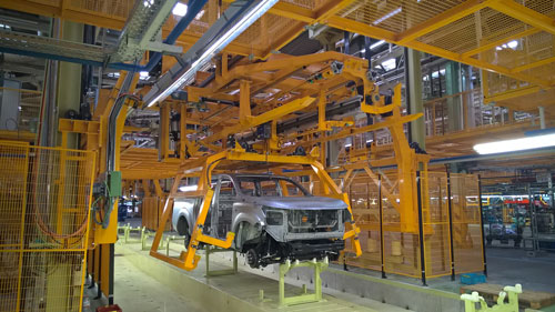 Nissan-Barcelone web-FIVES Fives in Automation