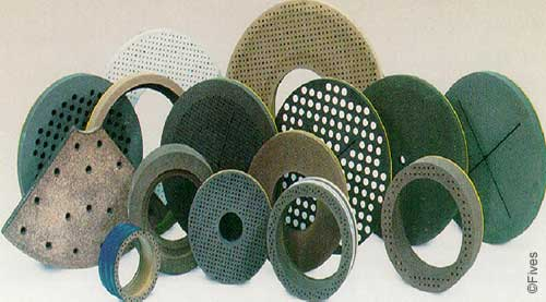 Fives cutting tools abrasives conventional wheel types-FIVES Fives Cutting Tools-Abrasives