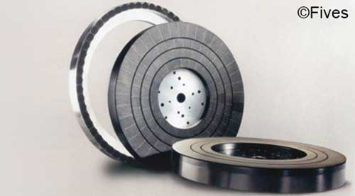 Fives cutting tools abrasives superabrasive wheel types-FIVES Fives Cutting Tools-Abrasives