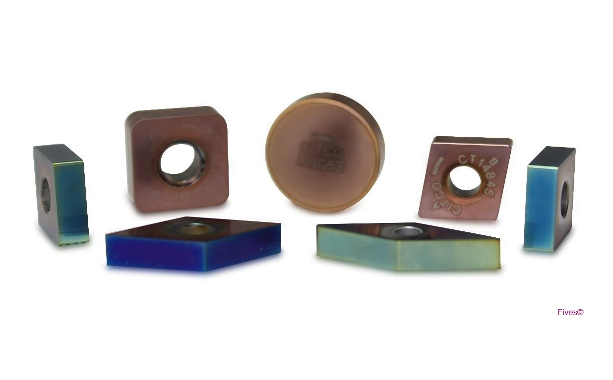 Cutting Tools Abrasives CITCO CiBN HT Series-FIVES Fives in Cutting Tools | Abrasives