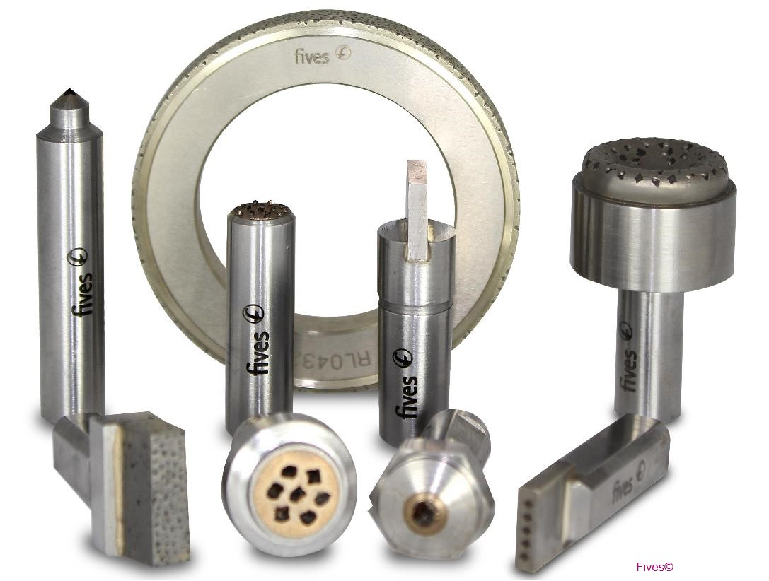 Dressing tools-FIVES Fives in Cutting Tools | Abrasives