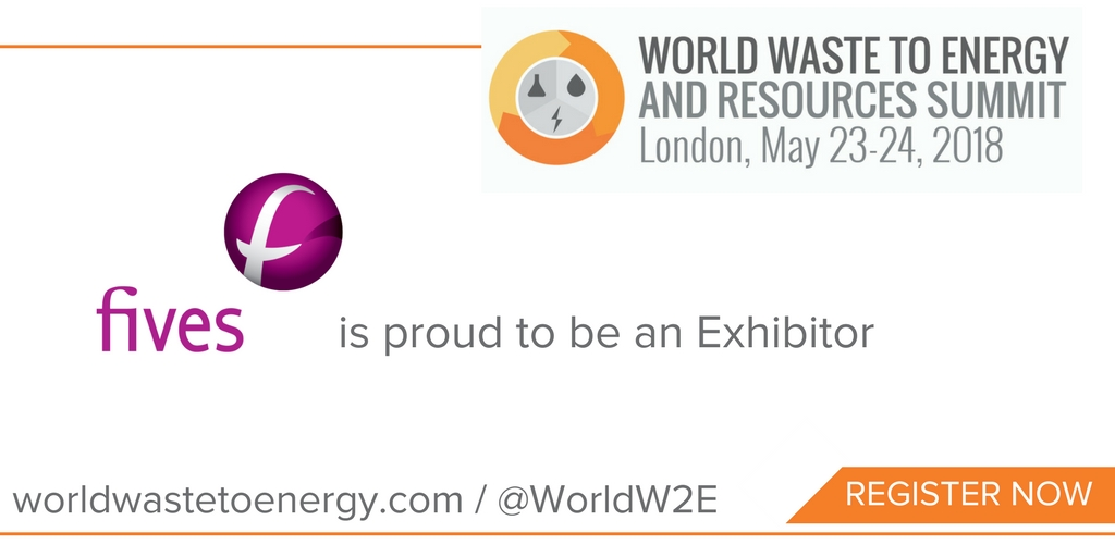 W2E 2018 - Exhibitor Fives Group-FIVES