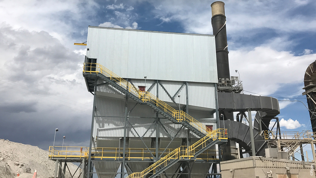 dry-scrubber Reactor-bag-filter baghouse fgd desulfurization NOx-control Chlorines Acid gas heavy-metals particulates-removal emission flue-gas-cleaning Waste-to-energy Lime-Injection-reagent dedusting TGT 2-FIVES