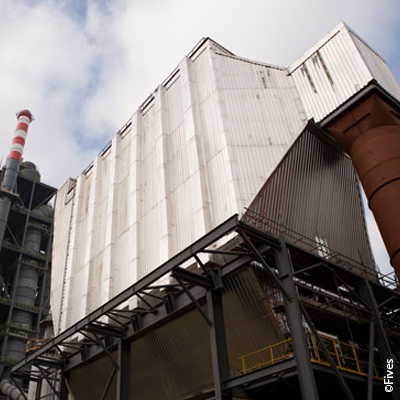 dry-scrubber Reactor-bag-filter baghouse fgd desulfurization NOx-control Chlorines Acid gas heavy-metals particulates-removal emission flue-gas-cleaning Waste-to-energy Lime-Injection-reagent esp conversion-FIVES