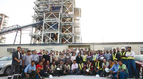 Fives Aluminium Qatalum Staff Management-FIVES Fives in Aluminium