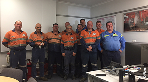 fives Aluminium Fives Services Australia at Tomago-FIVES Fives in Aluminium
