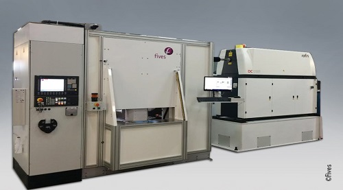 cellule autonome News-FIVES Fives Metal Cutting-Composites