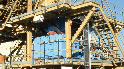 Open Circuit Cement Grinding Plant : Mineral grinding plant minerals fives in cement