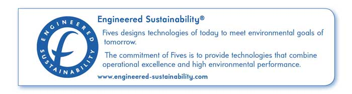ENCART ENGINEERING SUSTAINABILITY RVB-FIVES Fives in Chemtec