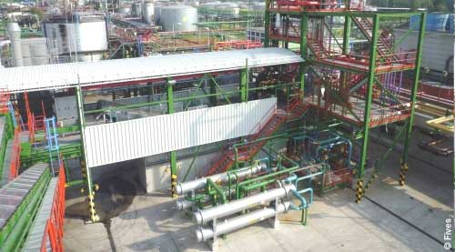 Fives Chemtec CTD pitch granulation-FIVES Fives in Chemtec