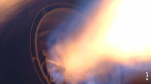 Combustion Flame05 -FIVES