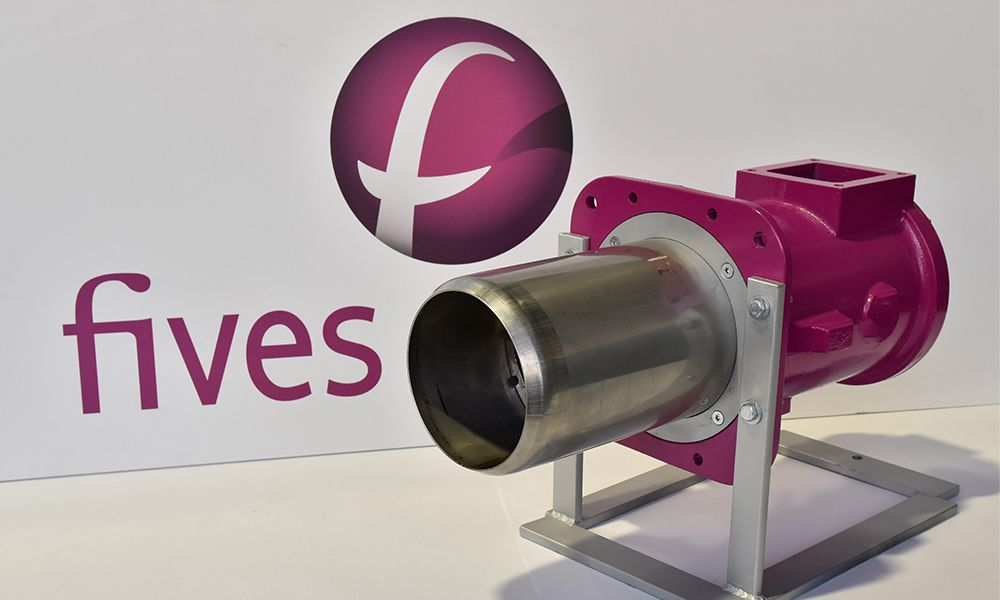 ITAS Dryflame fives energy combustion-FIVES