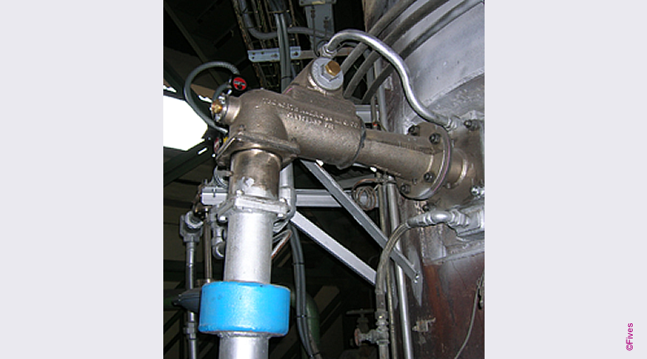 North American Premix  Combustion System Copper-FIVES