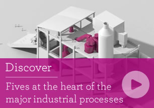 encart discover-processes uk-FIVES Nonwoven