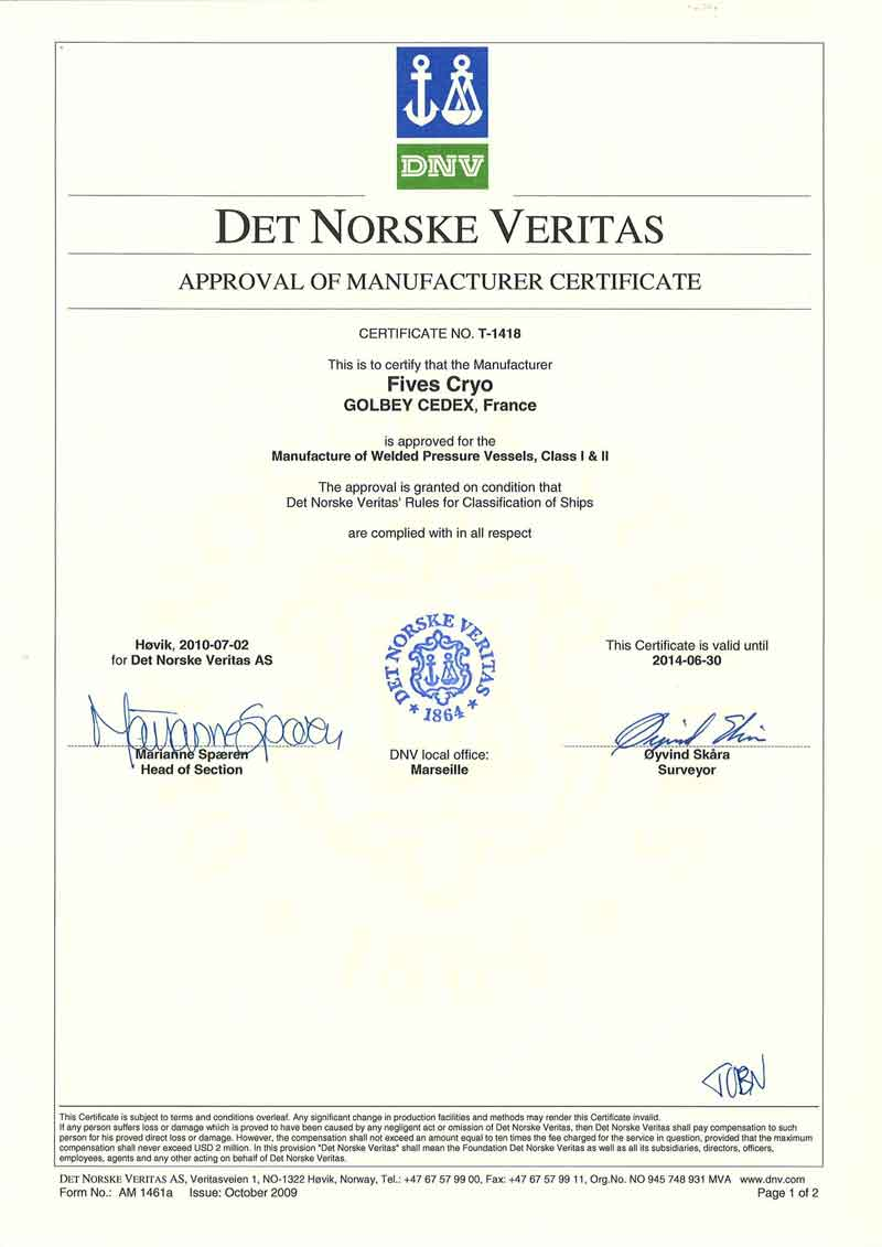 certification-marine-DNV---Golbey 1-FIVES Fives Cryogenics-Energy
