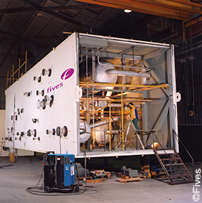 Fives Cryogenics Equipment ColdBoxes (2)-FIVES Fives in Cryogenics | Energy