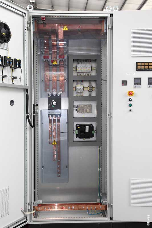 Fives Power incoming cabinet-FIVES Fives in Electrical & automation cabinets