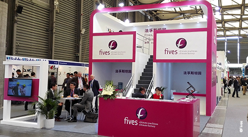 Fives - China Glass 2016-FIVES Fives in Glass