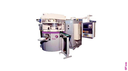 Fives Grinding Ultra Precision Giustina RV220-FIVES Fives in Grinding | Ultra Precision