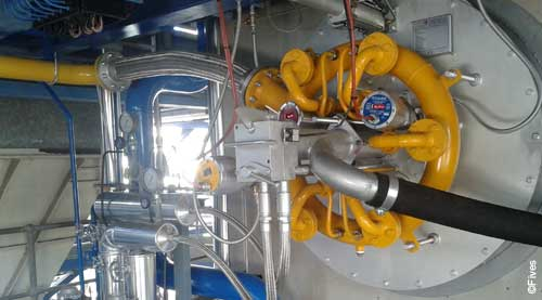 Fives Combustion Ambitermo DAI-FIVES Fives Combustion