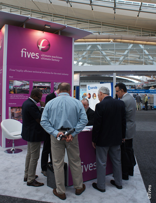 Fives AISTech 2016-FIVES Fives in Induction