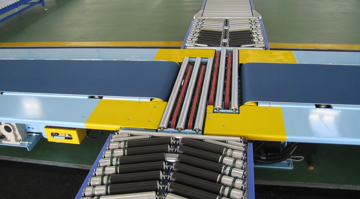 how to use a conveyer sorter