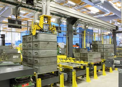 ARaymond Solutions Robotisees-FIVES Fives in Intralogistics