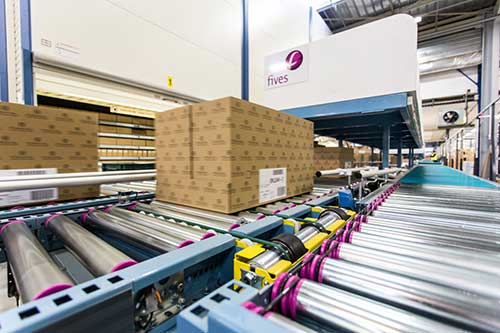 Fives Fiducial Office Solutions-FIVES Fives in Intralogistics