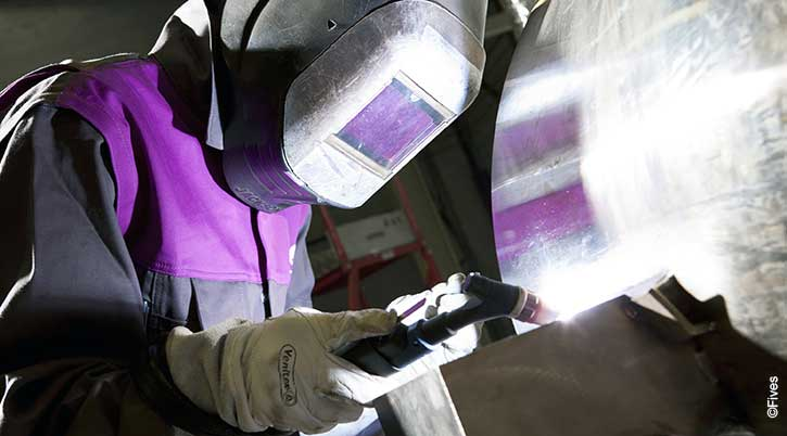 Fives manufacturing welding experts-FIVES Fives Manufacturing