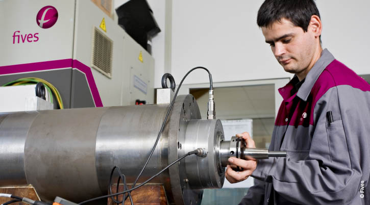 Specific workshop-FIVES Fives Metal Cutting-Composites