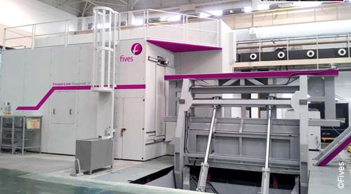 Fives metal cutting composites Forest line powermill ti-FIVES Fives Metal Cutting-Composites