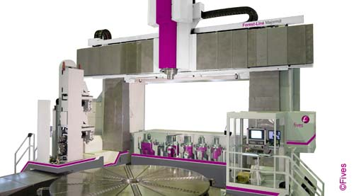 Fives metal cutting composites Majormill-FIVES Fives Metal Cutting-Composites