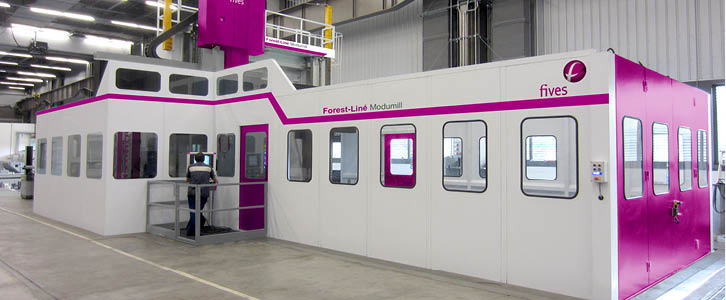 Forest-Liné Modumill Web-FIVES Fives Metal Cutting-Composites