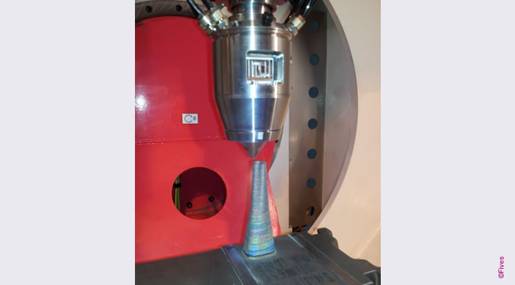Laser metal deposition-FIVES Fives Metal Cutting-Composites