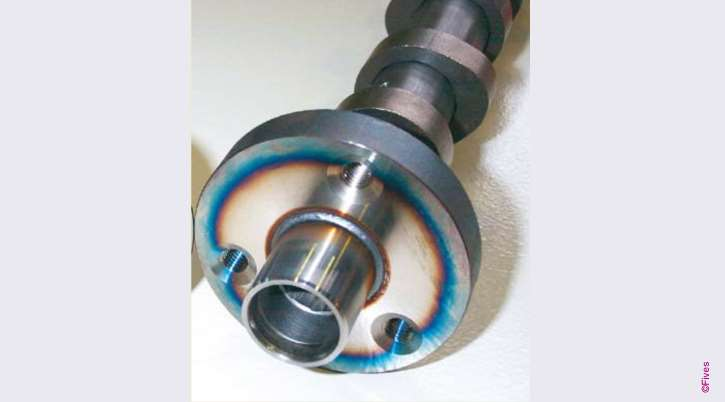 camshaft and flange-FIVES Fives Metal Cutting-Composites