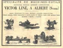 FOREST LINE Albert Advertising web 2-FIVES Fives Metal Cutting-Composites