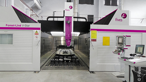 News Fives LineMachinesFlexitool Hongdu-FIVES Fives Metal Cutting-Composites
