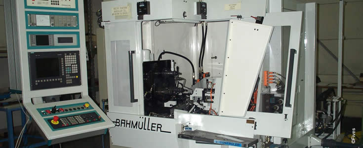 Grinding machine-FIVES Fives Metal Cutting-Composites