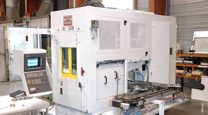 HP Adapting equipment-FIVES Fives Metal Cutting-Composites