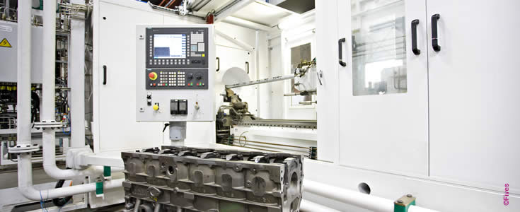 Mean-boring machine-FIVES Fives Metal Cutting-Composites