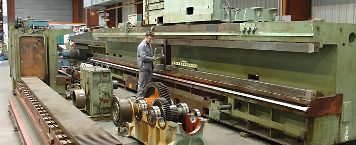 Broaching machine refurbishment 1-FIVES Fives Metal Cutting-Composites