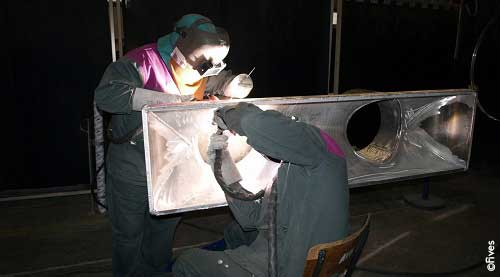 Fives piping solutions achievements tailor made welding-FIVES Fives in Piping Solutions