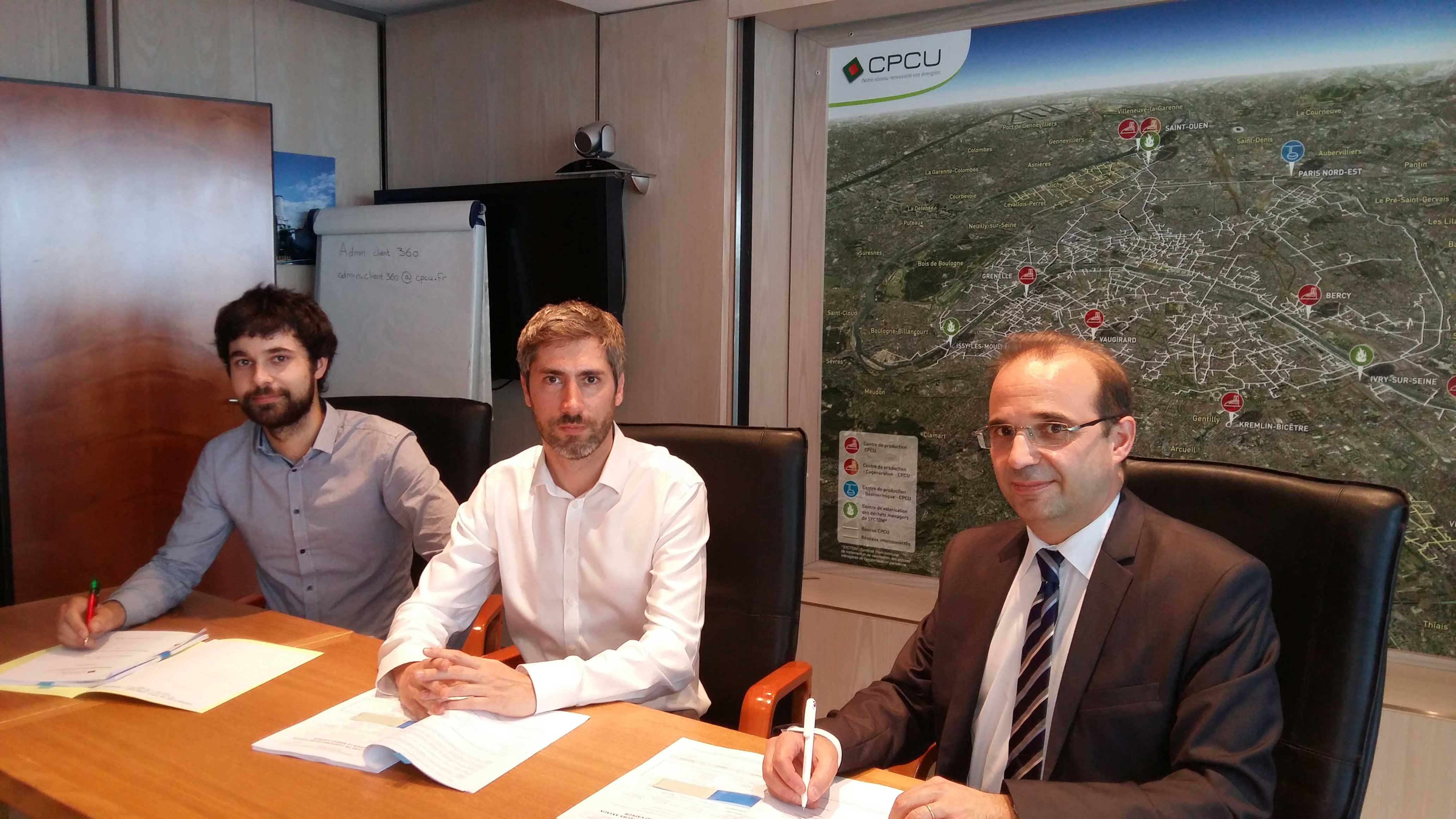Fives-Nordon-signature-contrat-CPCU-FIVES Fives in Piping Solutions