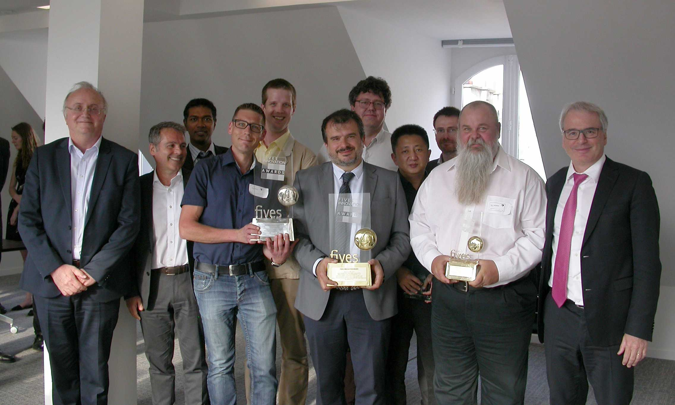 Fives-Nordon Fives-Innovation-Awards-FIVES Fives in Piping Solutions