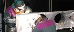 Fives piping solutions welding RC-FIVES Fives in Piping Solutions