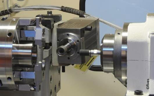 single spindle workhead Small 3-FIVES Fives in Grinding | Ultra Precision