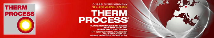 Thermprocess 2015-FIVES Fives in Steel