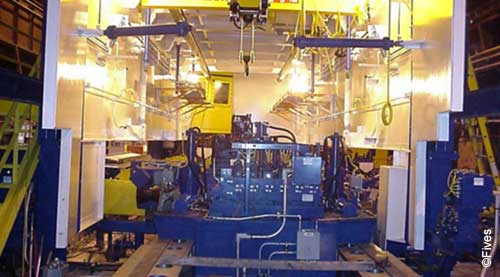 Fives tube pipe Bronx international secures chinese contract hydrostatic web-FIVES