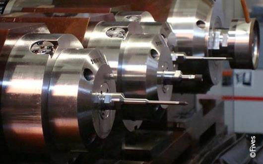 4 spindles small 4-FIVES