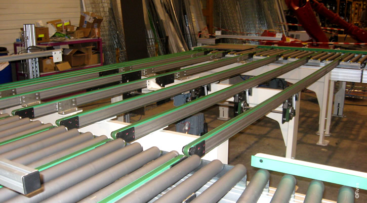 Web automation belt wood 725 402-FIVES